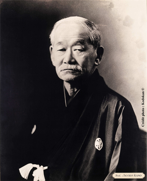 Jigoro Kano - fondateur du judo