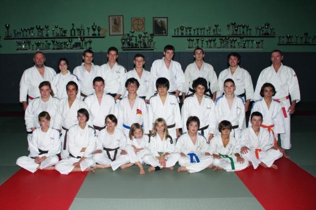 Le cours judo compétition