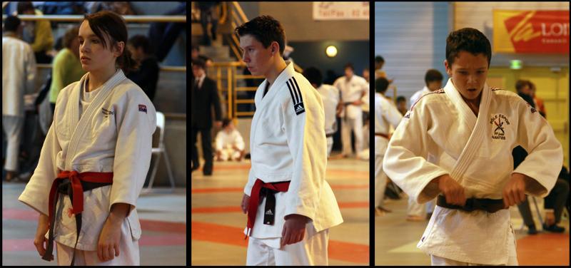 Manon_Alexandre_Pierrick_Saint Luce Judo